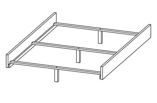 286-30383 Chantry Single Bed