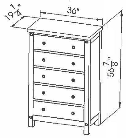 286-405 Chantry Chest