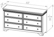 432-406-Henley-Dressers