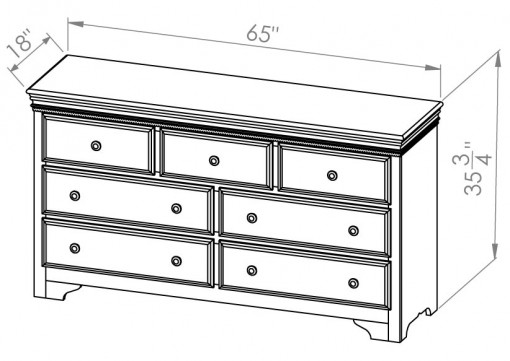 432-407-Henley-Dresser
