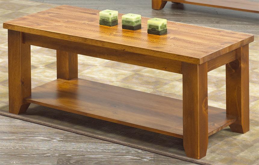Coffee Table Rough Sawn Vokes Furniture Inc