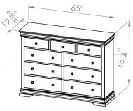62-421-Bayshore-Dressers