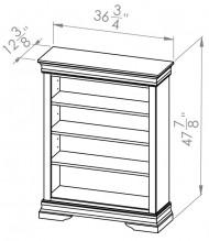 62-704-Bayshore-Bookcases