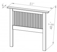 622-25381-Mission-Single-Spindle-Bed