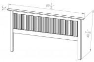 622-25761-Mission-King-Spindle-Bed