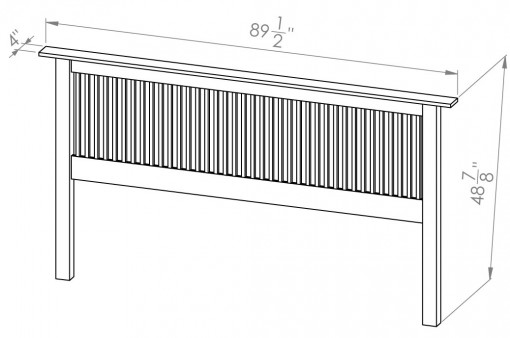622-25761-Mission-King-Spindle-Bed