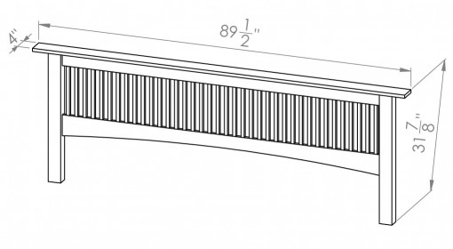 622-25762-Mission-King-Spindle-Bed