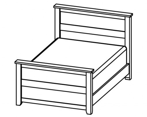 850-1954-2-Rough-Sawn-bed
