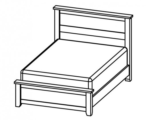 850-1954-5-Rough-Sawn-Bed