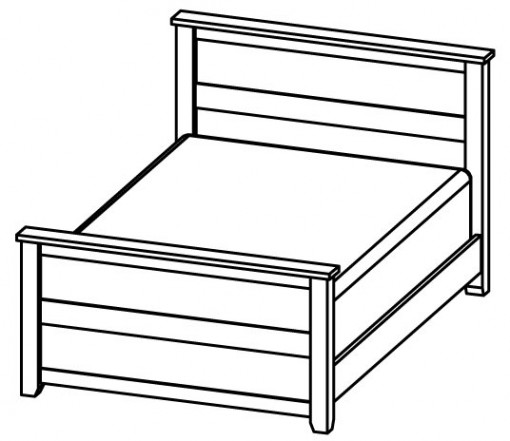 850-1960-2-Rough-Sawn-bed