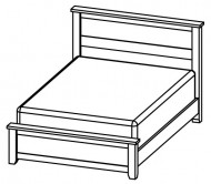 850-1960-5-Rough-Sawn-bed