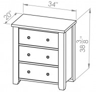 850-403-Rough-Sawn-Dressers