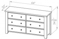 850-406-Rough-Sawn-Dressers