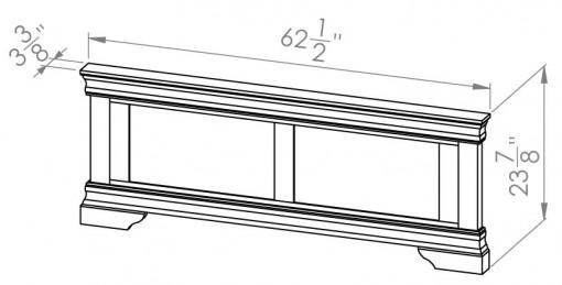 860-22542-Rustique-Double-B