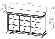 860-409-Rustique-Dressers