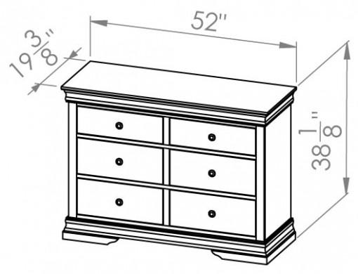 860-411-Rustique-Dressers