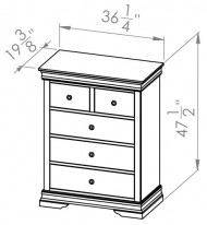860-413-Rustique-Chests