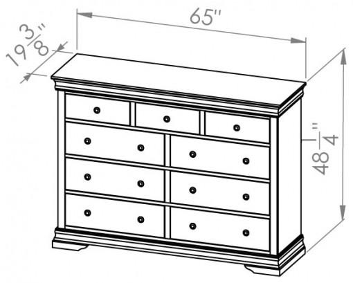 860-421-Rustique-Dressers