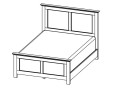 872-2254 Grey Roots Double Bed