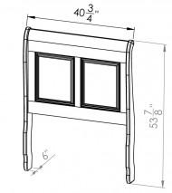882-20381-Thomas-Single-Sleigh-Bed