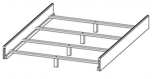 882-20543-Thomas-Double-Sleigh-Bed