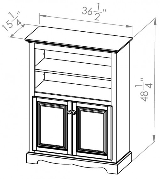 882-701-Thomas-Bookcases