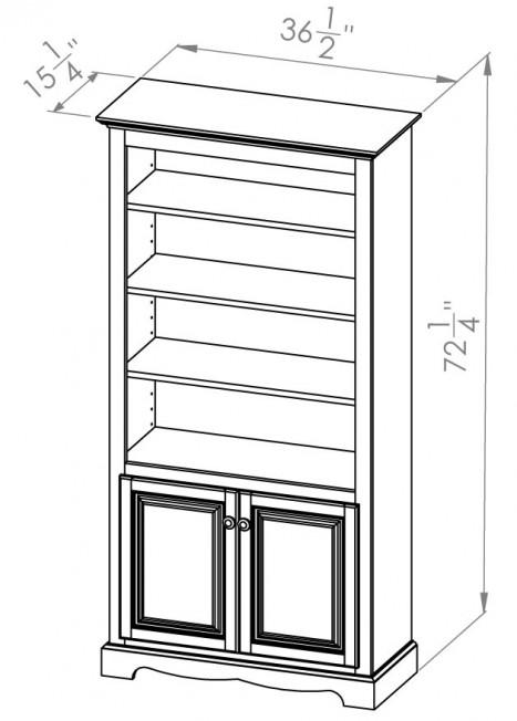 882-703-Thomas-Bookcases
