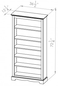 882-706-Thomas-Bookcase