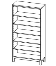 895-706-72-bookcase