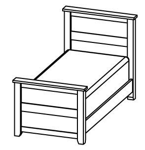 Single-Bed-2PanelFB-Rough